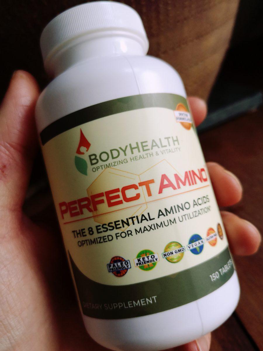 8 acides aminés essentiels EAAs Essential Amino Acids