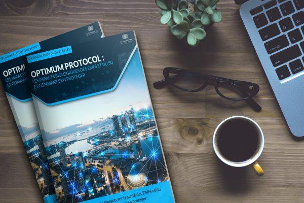 Protocol Optimum - Le guide complet de protection des EMFs et du 5G FRANCAIS 2020